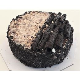 Fruit& Blackcurrant_Ice Cream Cake