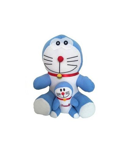 Doraemon_With_Baby_Soft toy